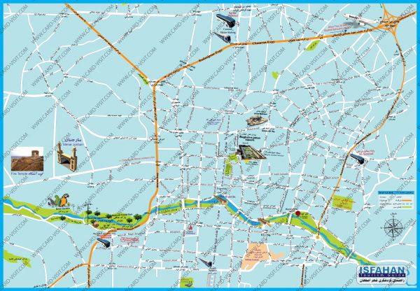 نقشه-با-کیفیت-اصفهان-دانلود